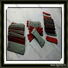 Microfiber 2.2mm suede leather slingshot