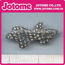Designer Fashion Lady bow-knot Rhinestone Brooch Pin For Ornament