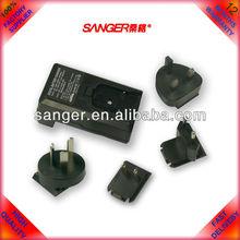 8.4V digital camera battery charger for Pentax D-LI109