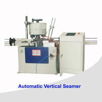 Vertical Automatic Tin Can Seamer Sealing Capping Closing Machine