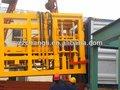 Caliente venta QT 10 - 15 del bloque de cemento alemán que hace la máquina