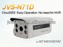 720P Million Pixel H264/JPEG CMOS 3G module or wifi day/night mode Surveillence network IP camera