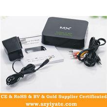 XBMC Set Top Box Amlogic 8726 MX Android 4.0 Smart Tv Box Support IPTV,Youtube,XBMC Google Play store