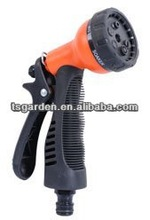 6 pattern plastic spray gun