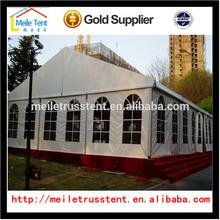 2014 il piu nuovo 25X50m rosso di lusso a baldacchino tenda del partito