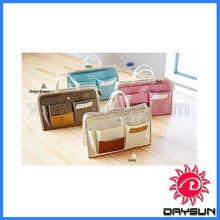 Purse Organizer / Purse Insert Organizer / Multi-use Pockets Travel Bag Organizer