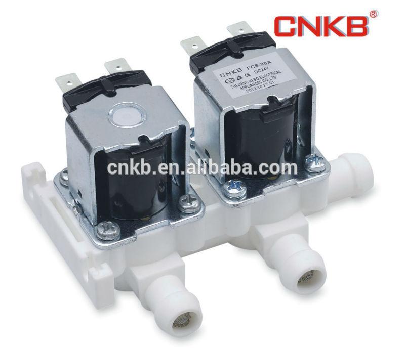 water household appliance dispenser solenoid valve 12V dc
