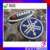 Custom Company Logo Promotional Keychain Rubber