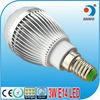 single color bulb led light 3w 5w e14 e27 rgb led bulb