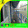2 stories recycling portable prefab house,High standard steel structure family living house