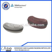 2014 wenzhou case big EVA sunglasses case with net