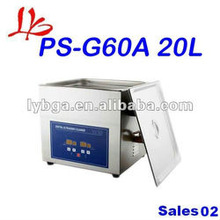 Hot sale! Wholesale universal water proof & stainless 20L PS-G60A Ultrasonic Cleaner Smart & User-friendly