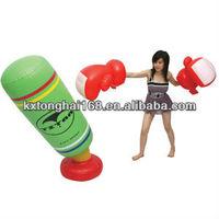 custom PVC inflatable punching bag