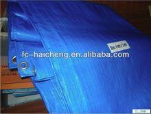 20' x 25' blue polyethylene fema hurricane/storm tarp