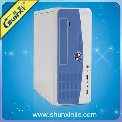 Unique Mini desktop pc case/ATX PC CASE/SPCC SECC COMPUTER CASE