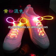 2013 newest led shoelace usa charm shoe lace