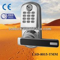 LSD8015 Wifi Remote TM Card Code Security Digital Door Lock