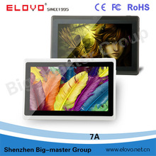 Tablet q8 a13 android 4.2 with front 0.3M camera Wifi Surfing the Internet