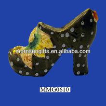Porcelana do Vintage de cerâmica pintados à mão Vans Shoes atacado
