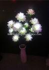 18L White LED Christmas Bouquet Light