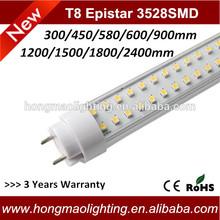 2012 new led t8 tube lighting 18w(CE ROHS FCC PSE)