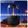 privacy/mirror/plain/anti glare mobile/ LCD screen protectors/guard/cover/film for Blackberry 9900