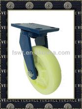 Hardware Super Heavy Duty Nylon/PP Industrial Swivel Caster Wheel With Blue Bracket