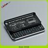 Best-sale mini bluetooth keyboard case for iphone 5