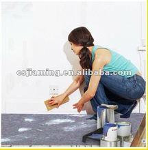 waterproof painter drop sheet/Floor protection mat