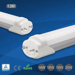 TUV T8 G13 50000h 18w led tube lighting 1200mm