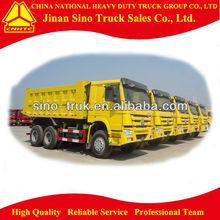 371hp sino truck, strengthen T type lifting, heavy loading capacity