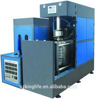 5 jar bottle blowing machine/system/unit