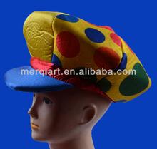 2013 funny clown cap hat