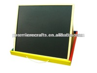 double sided wooden whiteboard magnetic