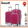 "2012 NEW STYLE!! Fashion and light weight PP zipper trolley case--PPL01-20""24""28"""