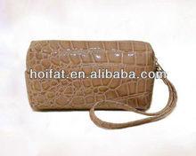 Women clutch PU or PVC bag