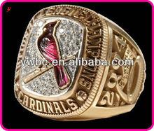 Custom 2004 St.Louis Cardinals league baseball sports championship Ring