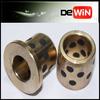 JDB oilite bronze bushing,flanged sleeve bearings