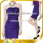 Off Shoulder Bridesmaid Dresses Off Shoulder Evening Dress 2014 Dongguan Manufacturer