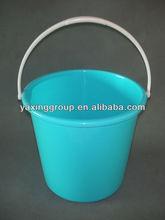 14L plastic bucket,plastic water bucket,household plastic pail