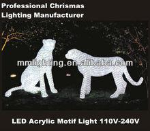 Acrylic Animal Motif Light Fancy Holiday Style Lighting