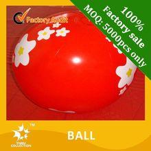 "promotional durable inflatable beach ball,bestway inflatable beach ball,promotional round multi-color beach ball - 6"""