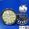 led smd bulb light Gu10 24smd CE&Rohs LED Spot Lighting