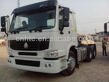 SINO TRUCK 6x4 White Tractor Truck