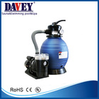 Swimming pool Sand filter pump for grou