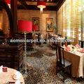 hotel de cinco estrellas para alfombras de las habitaciones o espacio público