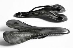 Hot seeling carbon fiber superlight saddle bicycle saddle 96 grams