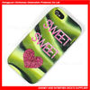 camouflage color sweet heart cute cell phone cases for iphone 4S Mobile phone MYD-PC-4811