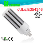 UL/cUL CE ROHS approved G24 corn light with 100-277V Isolated driver