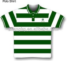 High quality stripe polo,,children strip polo